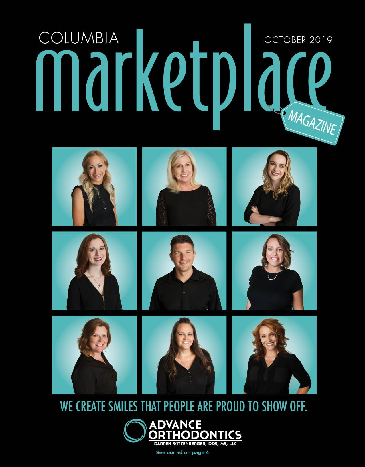 Columbia Marketplace Magazine by Modern Media Concepts October 2019 Edition 1