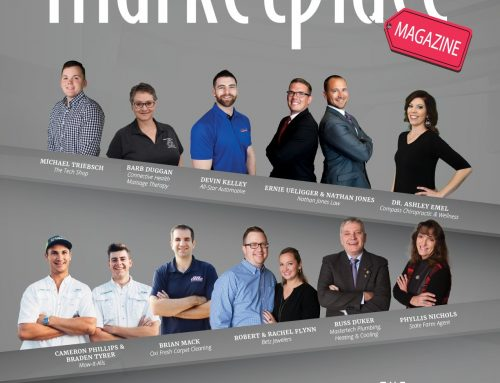 Marketplace Magazine January 2020 Edition : Who's Who of Columbia