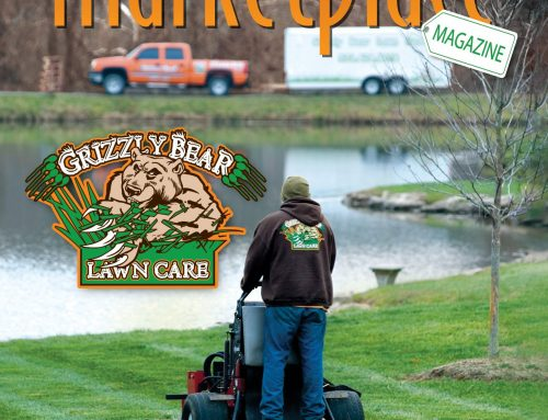 Marketplace Magazine March 2020 Edition : Grizzly Bear Lawn Care