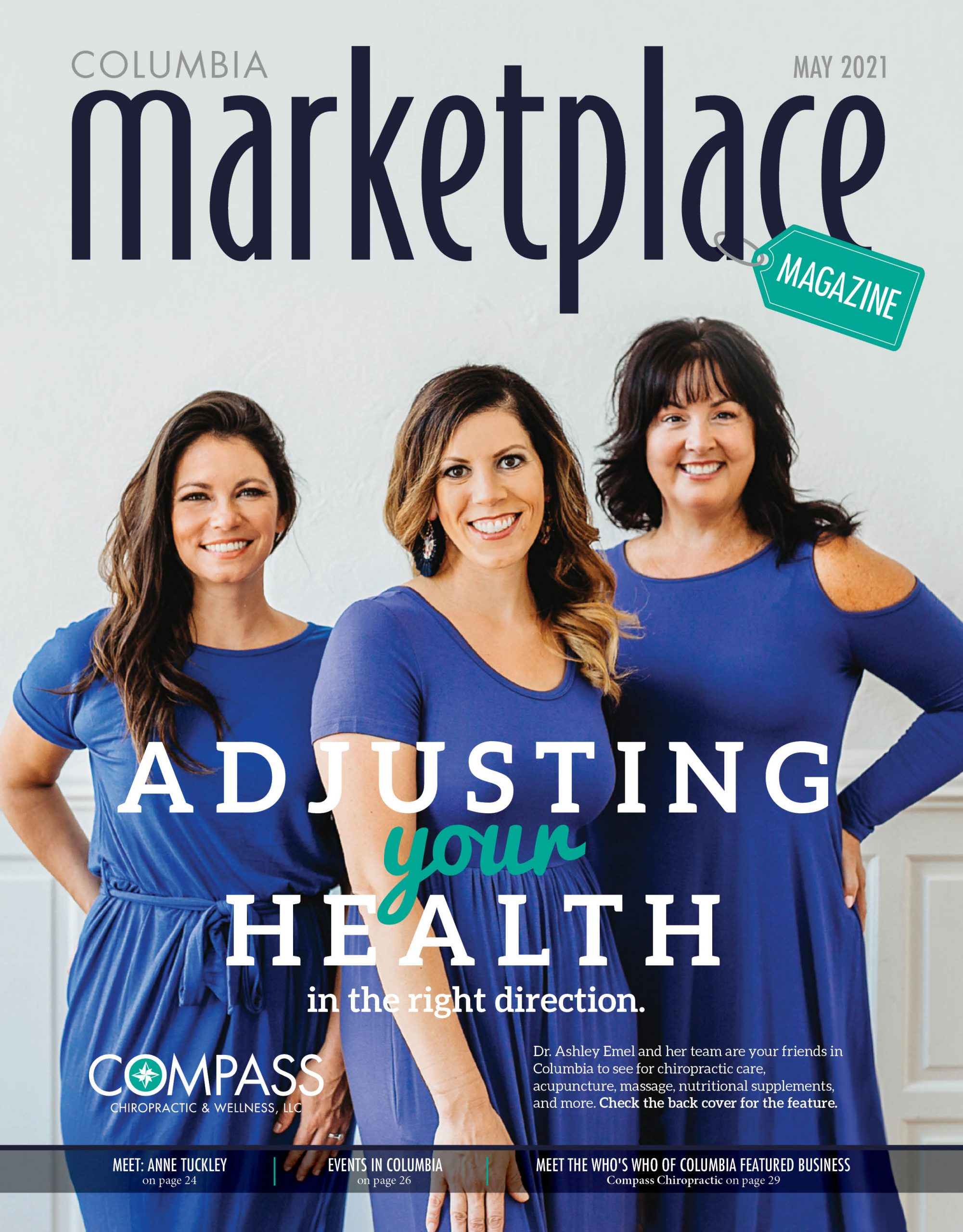 Marketplace Magazine By Modern Media Concepts Compass Chiropractic May 2021 1