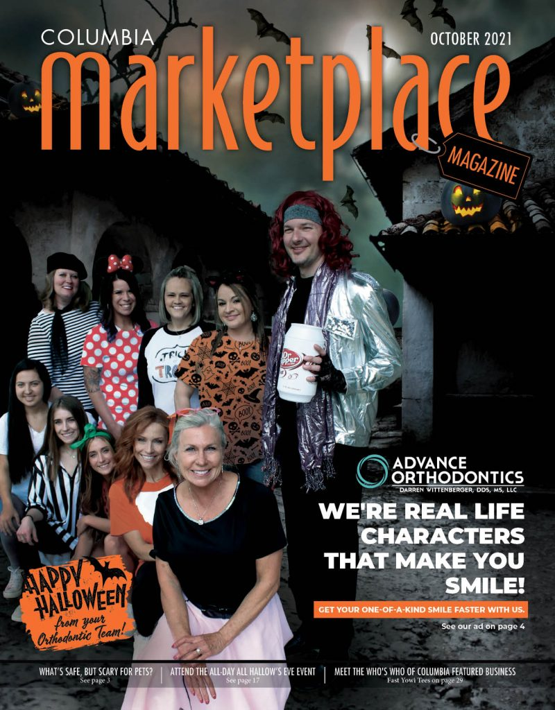 Marketplace Magazine by Modern Media Concepts Advance Orthodontics October 2021